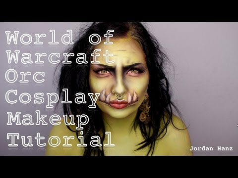 World of warcraft orc cosplay tutorial jordan hanz youtube world of warcraft orc cosplay tutorial jordan hanz solutioingenieria Choice Image