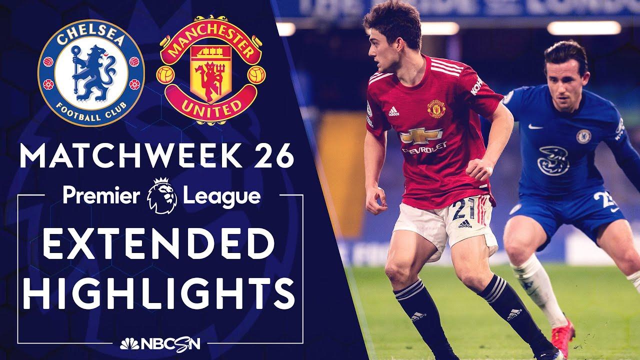 Chelsea vs. Man United live stream: Watch this Premier League ...