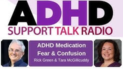 ADHD Medication Fear and Confusion Podcast with Rick Green of Totally ADD