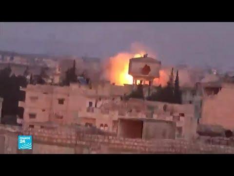 تضارب في الأنباء عن الوضع الميداني في محافظة إدلب السورية  - نشر قبل 26 دقيقة