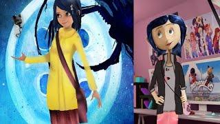 Miraculous Ladybug: Speededit - Coraline change role  [1 400+!!!]