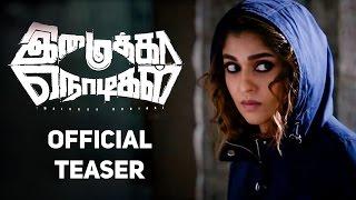 Imaikkaa Nodigal Official Teaser Trailer Review | Nayanthara | Atharvaa | Anurag Kashyap