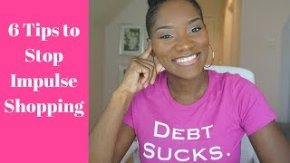 How to Stop Impulse Shopping   Money Management Monday   FrugalChicLife