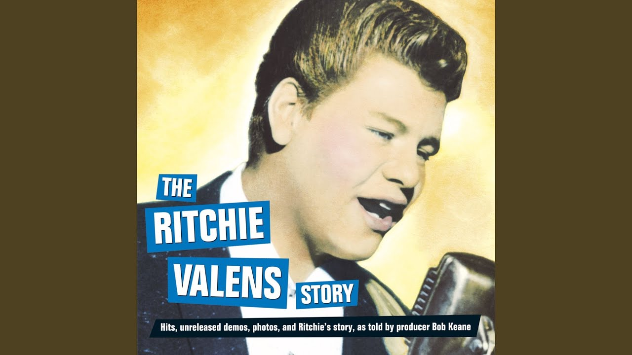 Narration of Ritchie Valens' Story as Told by Bob Keane, Producer and Manager of Ritchie Valens