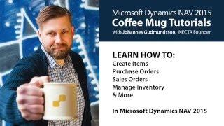 25 - Closing the Year in Microsoft Dynamics NAV