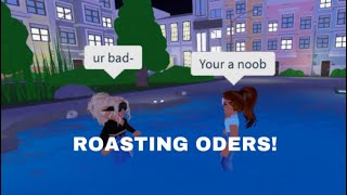 roasting online daters in animations mocap... (kid was scared to mic up)
