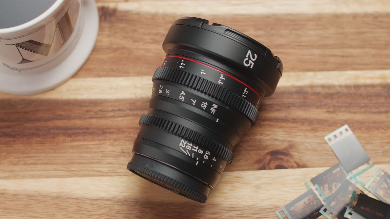 The Best Micro Four-Thirds Cine Lens | Meike 25MM T2 2 Lens Review