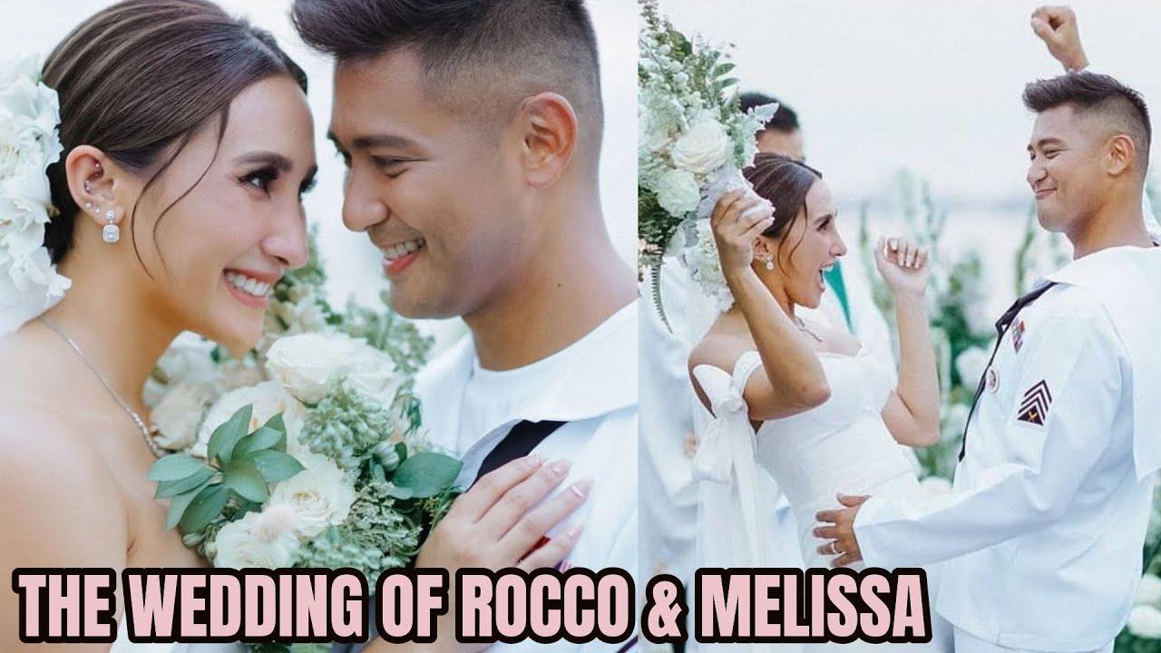 Rocco Nacino WEDDING! Rocco Nacino IKINASAL NA kay Melissa Gohing