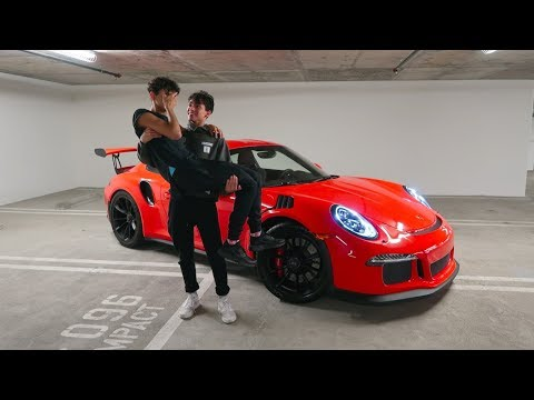 HE ACTUALLY BOUGHT ME MY DREAM CAR!