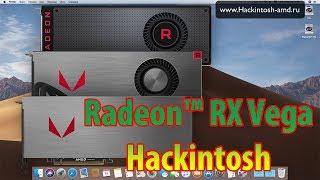 осторожно! Видеокарты Radeon RX Vega для Hackintosh. Завод и как выбрать