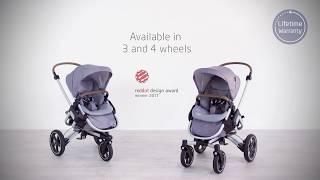 Video: Maxi-Cosi Nova 4 jalutuskäru
