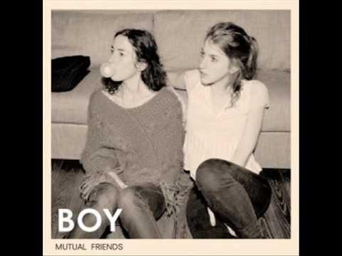 BOY - Army (Album: Mutual friends)