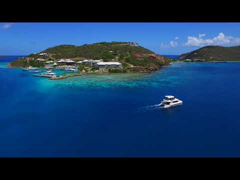 Guide to the British Virgin Islands: Scrub Island