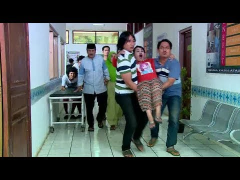 GALI LOBANG TUTUP LOBANG : Syuli dibawa ke rumah sakit