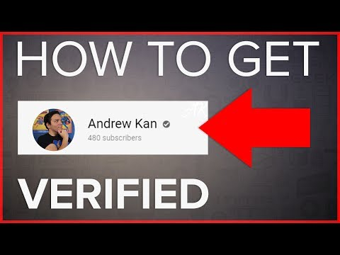 How I got Verified✔ on YouTube! - [How to Get Verified ✅]
