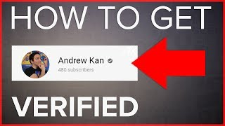 Video How I got Verified✔ on YouTube! - [How to Get Verified ✅] download MP3, 3GP, MP4, WEBM, AVI, FLV September 2018
