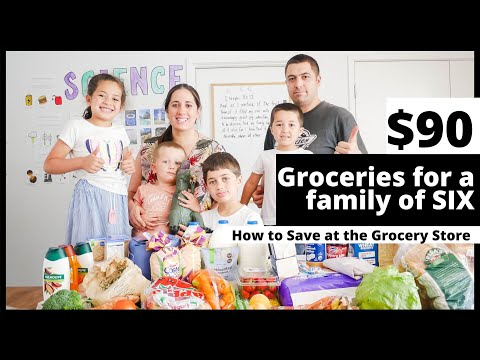 Ultimate Budget Grocery Haul Australia || Tips to Cut your Grocery Budget || Under $100