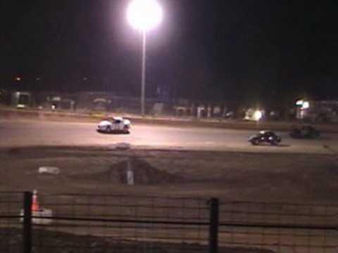 Fayette County Speedway 6-27-06  (Heat #2)
