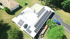19.95 kW 70 panel solar array in Pittsford (Henrietta), NY