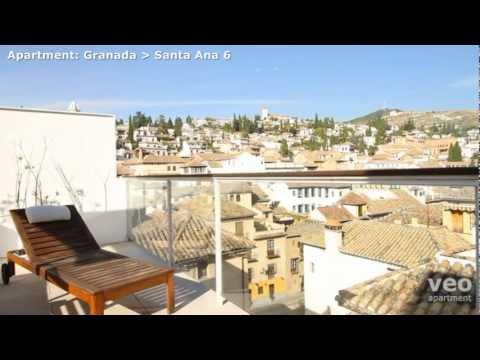 Granada Loft 6 | Duplex with large private terrace