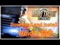 How to download and install Euro truck simulator 2 game Hindi