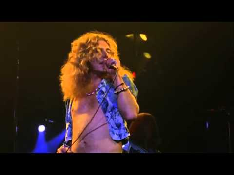 Led Zeppelin Rock And Roll And Black Dog Live