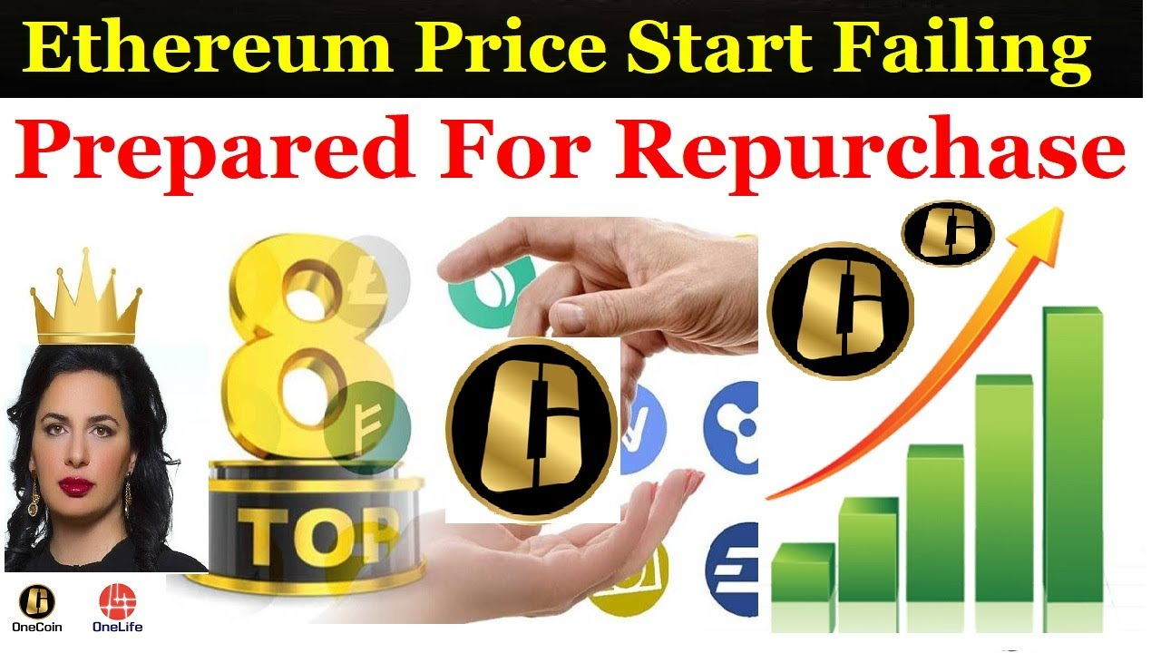 Ethereum Price Start Failing Be Prepared For Repurchase