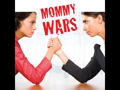 "Modern MOMMIES - ""Mommy Wars"" + ""The Flu Epidemic"""