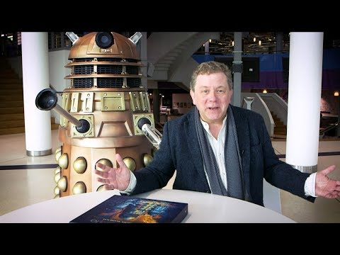 Jon Culshaw UNBOXING The Daleks' Master Plan Vinyl | Doctor Who