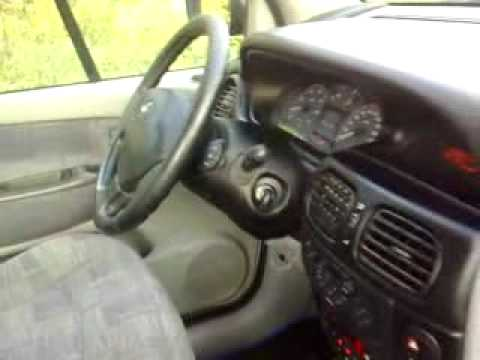 2001 renault megane scenic 1 9 dci youtube. Black Bedroom Furniture Sets. Home Design Ideas