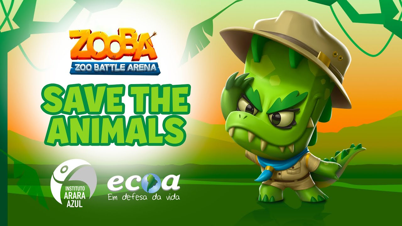 Zooba - Save The Animals Offer - Help Pantanal