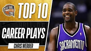 Top 10 Plays of Chris Webber