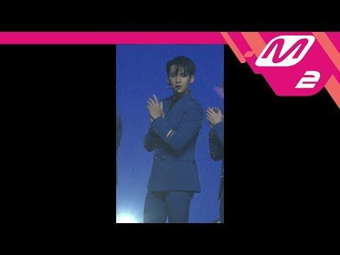 [MPD직캠] 세븐틴 민규 직캠 '박수(CLAP)' (SEVENTEEN MINGYU FanCam)   @MNET PRESENT SPECIAL_2017.11.7