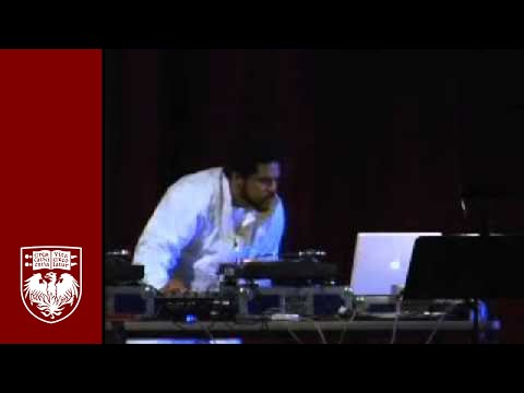 Daniel Bernard Roumain (DBR) Concert with DJ Scientific