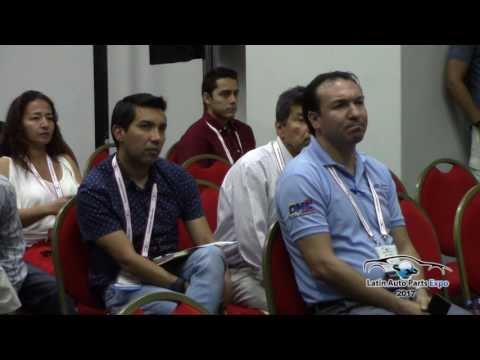 Manuel Mena - Standard Motor Products, Inc. - Latin Auto Parts Expo 2017 Conferencias