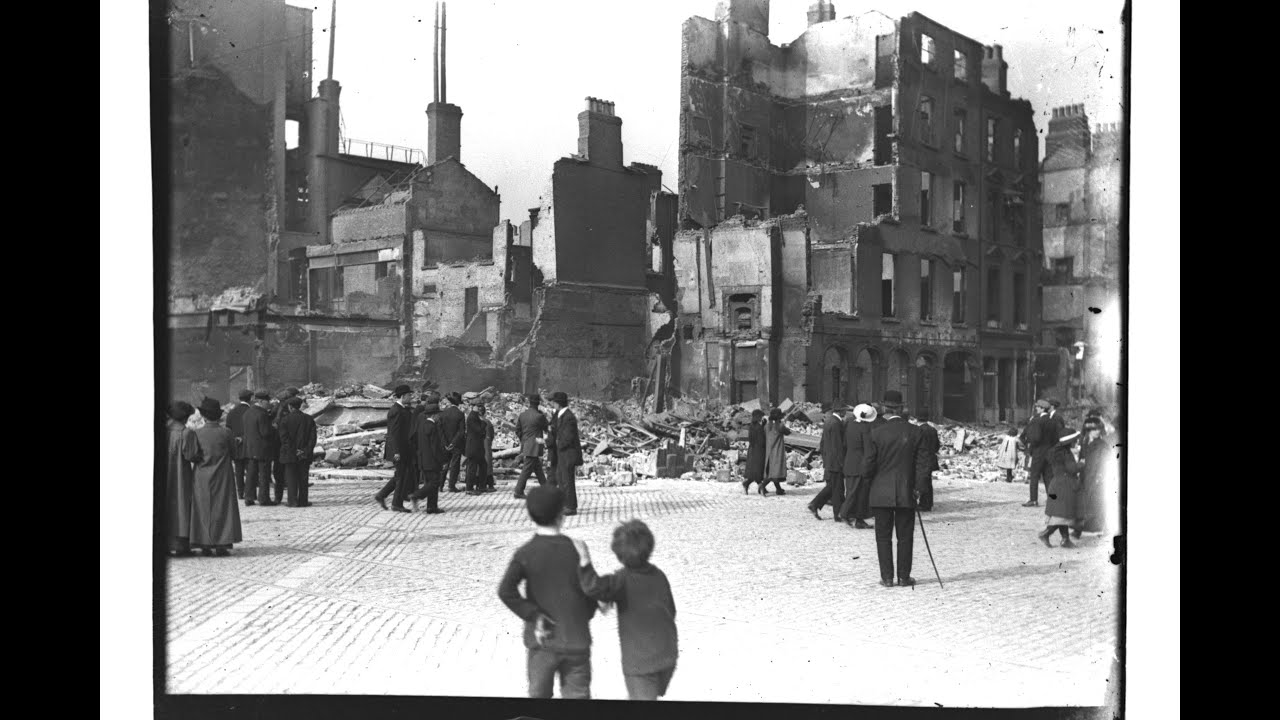 Easter Rising: How the 1916 insurrection shaped modern Irish history