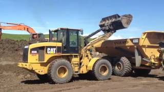 Students In Training - Interior Heavy Equipment School