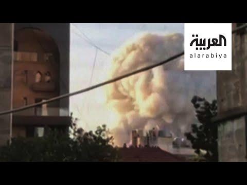 شاهد نقل مصابي #انفجار_بيروت بالسيارات الخاصة والدراجات النارية  - نشر قبل 4 ساعة