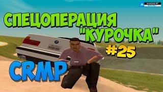 """Спецоперация """"Курочка""""   #25   Amazing RP (CRMP)"""