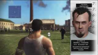 HD Prison Break: The Conspiracy - Part 1 FIGHTING T-BAG