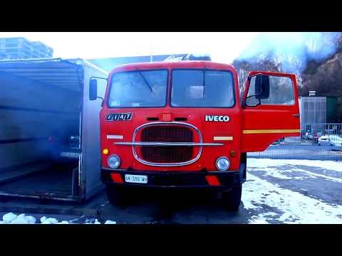 Camion Vecchio FIAT 682 .... In Africa Non Ci Deve Andare !