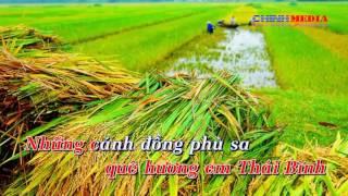 Anh hãy về quê hương em (Karaoke) Việt Hoàn Anh Thơ