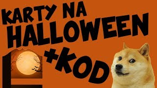 DOGEFUT 18 KARTY SCREAM NA HALLOWEEN +KOD