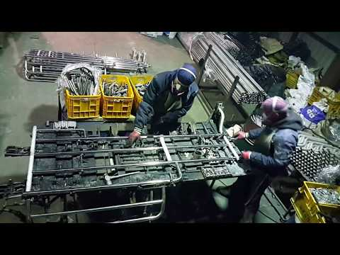 Night works  (Indonesian foreigner worker