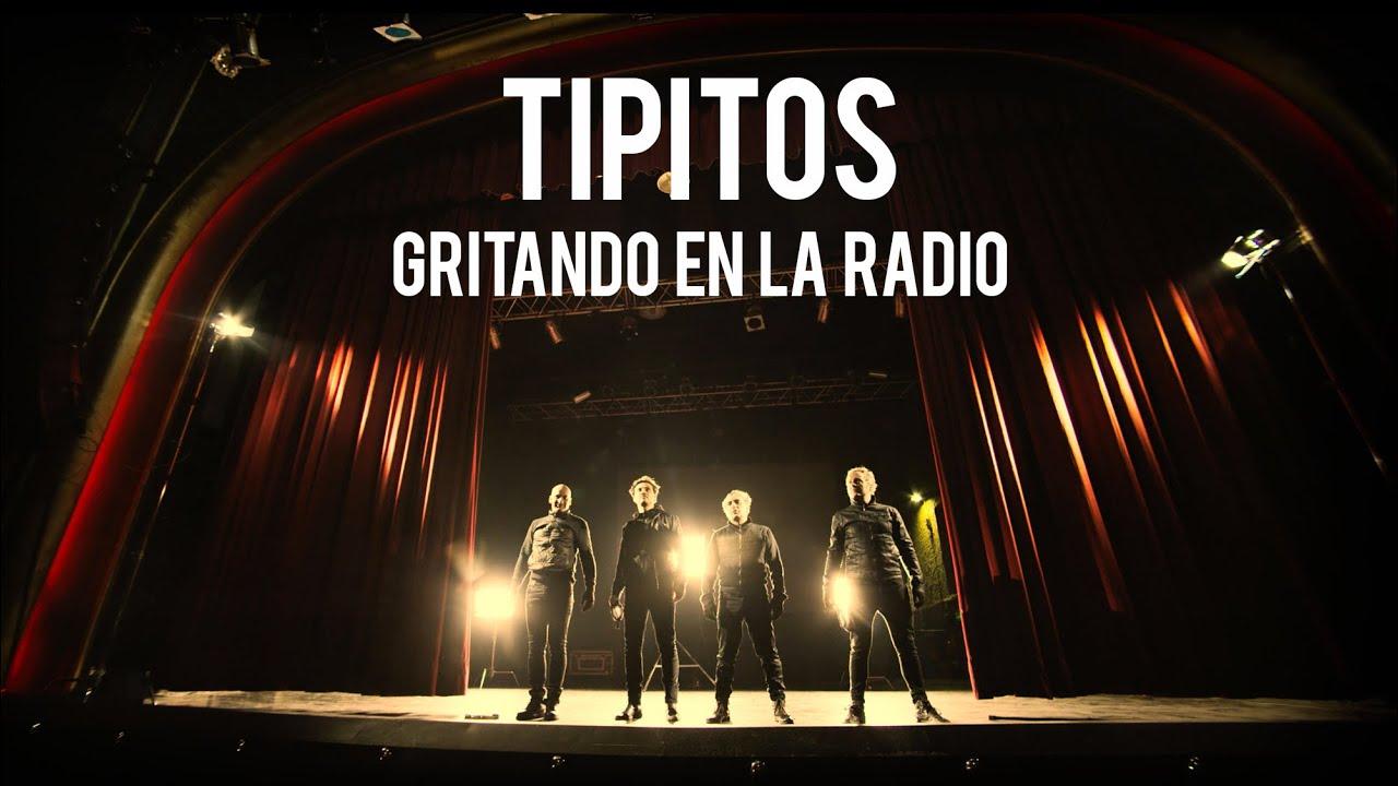 los-tipitos-gritando-en-la-radio-video-oficial-4k-popart-discos