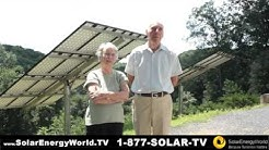 Baltimore County Maryland Homeowners Switch to Solar