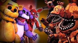 - Top 10 EPIC FNAF Fight VS. Animations 2017 Edition