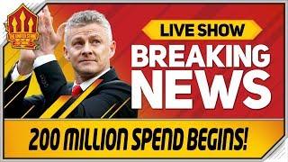 Solskjaer's Huge Transfer Boost! Man Utd Transfer News