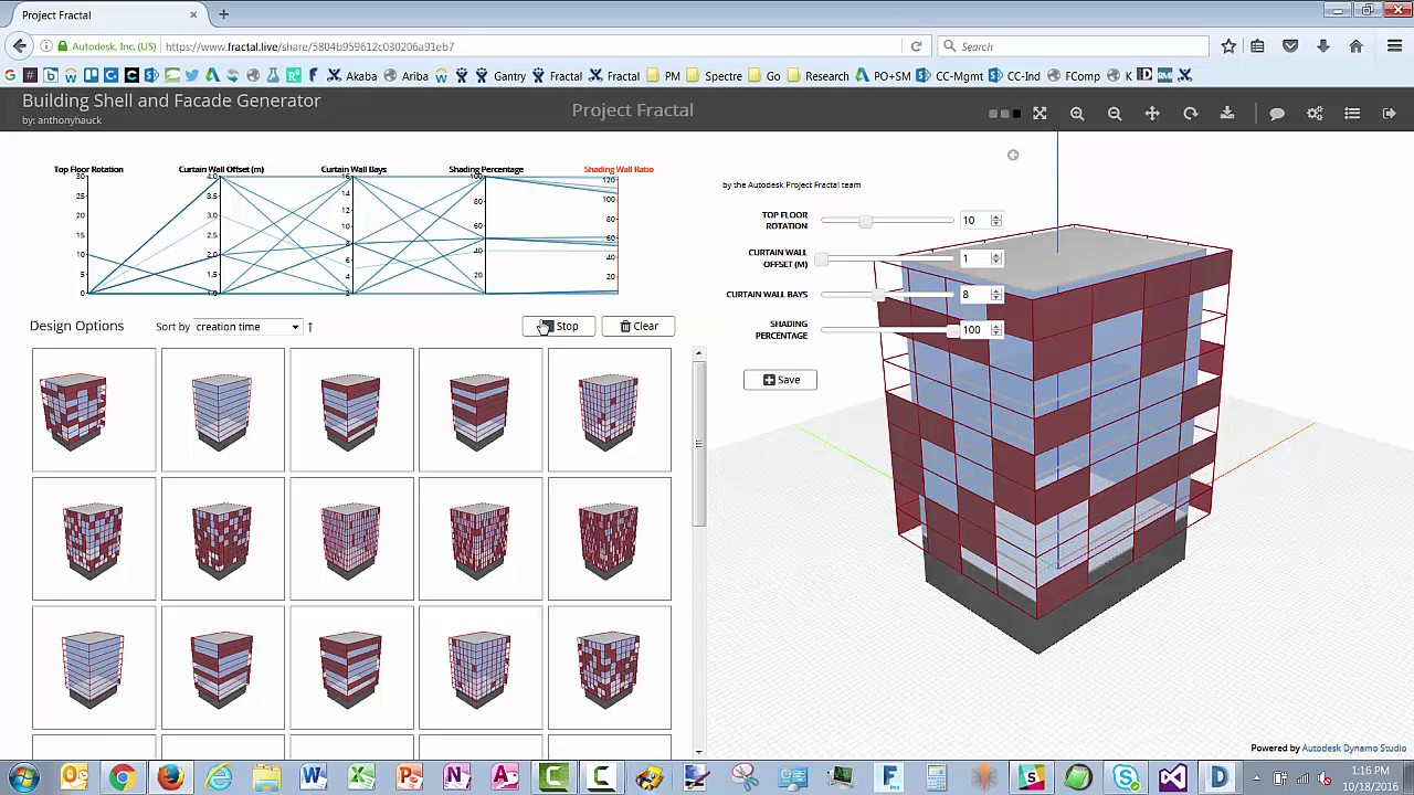 Brief Overview Of Autodesk Project Fractal To Create