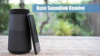Bose Soundlink Revolve - Análisis, muestras de audio y opinión